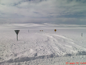 Photo: По этой дороге нас вел навигатор