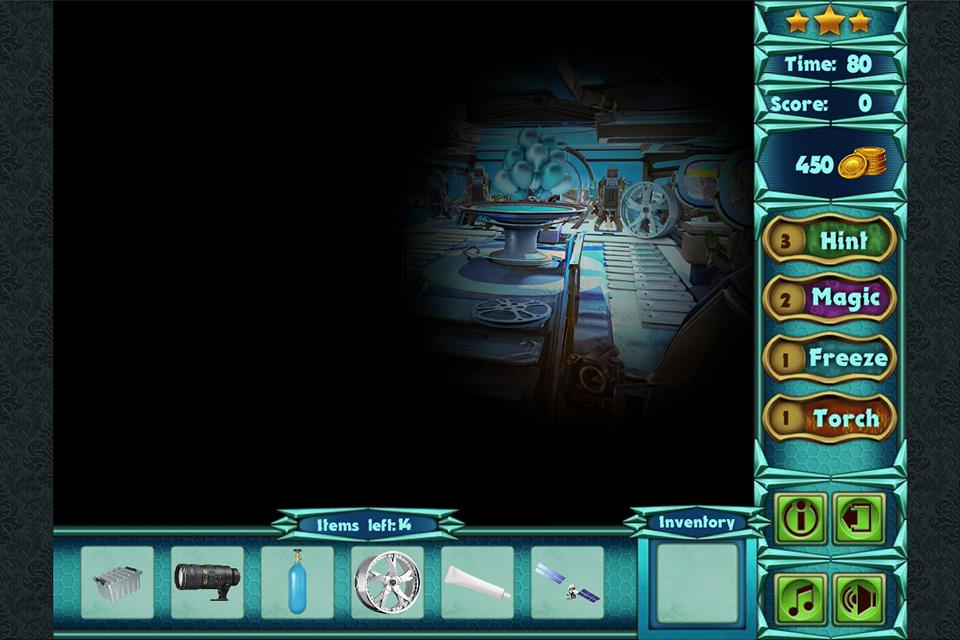 Space Kidnappers Hidden Object- screenshot