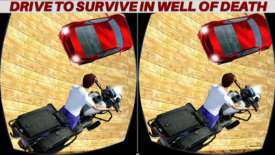 VR Well of Death Motor Rider - náhled