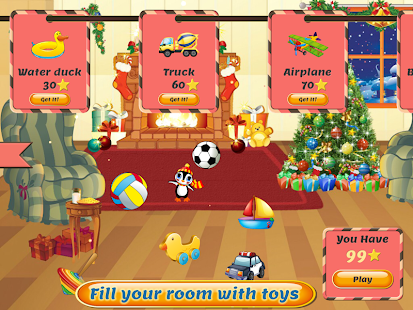 Christmas Games: Toy Party- screenshot thumbnail