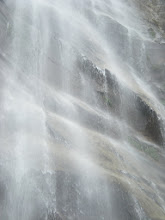 Photo: Waterfall close-up