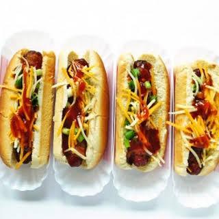 Memphis Hot Dogs.