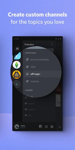 Discord - Friends, Communities, & Gaming 2