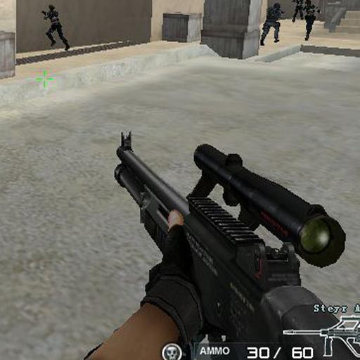 EAGLE NEST - Sniper training (game)