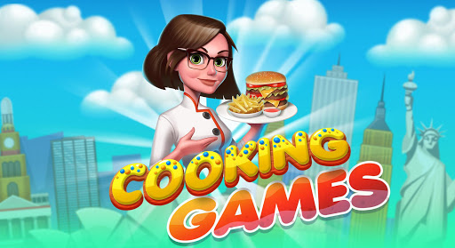 Cooking Games - Food Fever Top Shop Chef Kitchen for PC