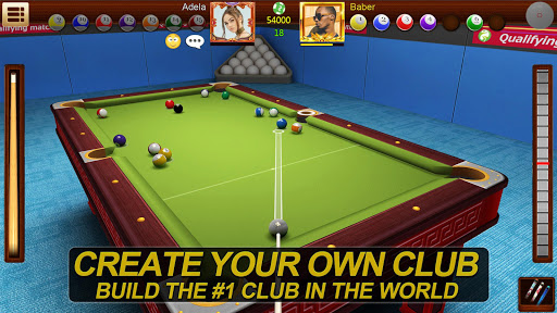 Real Pool 3D - 2019 Hot Free 8 Ball Pool Game 2.2.3 screenshots 2