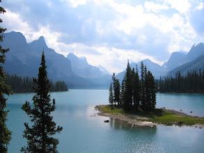 Photo: Maligne Lake