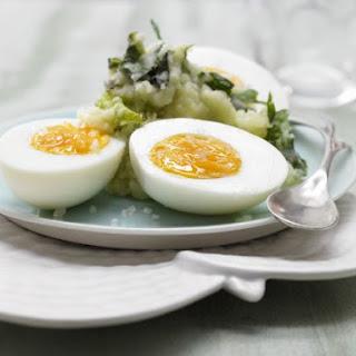 Dandelion-Potato Purée