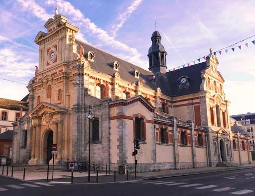 photo de Saint Louis - Fontainebleau