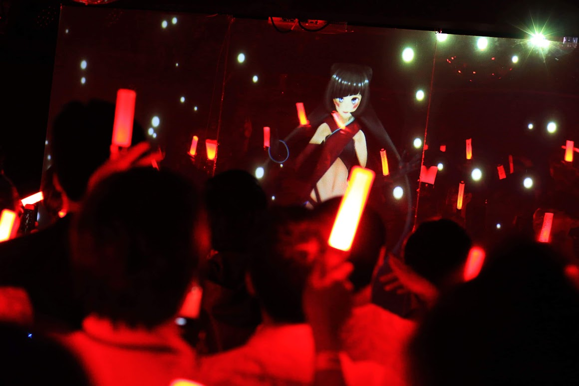 【迷迷現場】虛擬歌手 AZKi 首次公演圓滿落幕宣布加入音樂廠牌「イノナカミュージック」