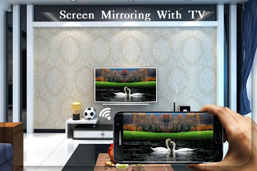 Screen Mirroring For All TV hack tool