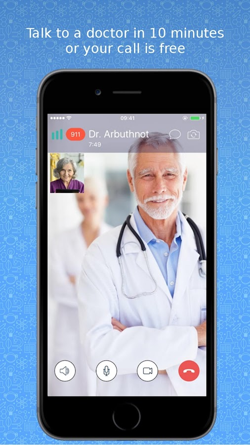 DocChat- See a Doctor Now- screenshot