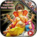 Ganesh Chaturthi Video Maker With Music icon