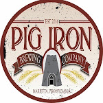 Logo for Pig Iron Brewing