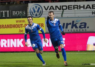 Le duo serbe Scepovic - Markovic permet au RMP de briser la réputation à domicile du KVK (1-3)