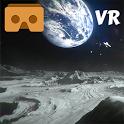 VR Moon Walk icon