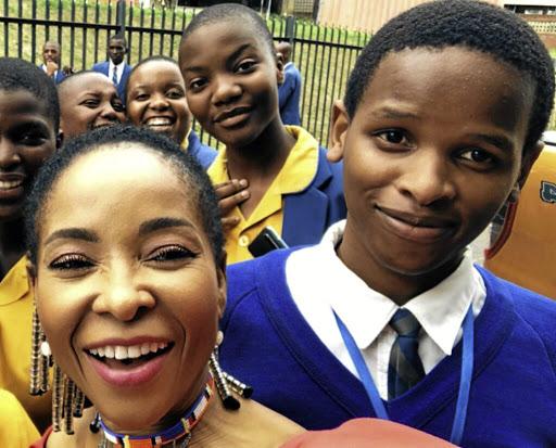 Prof Mamokgethi Phakeng wins bright students for UCT