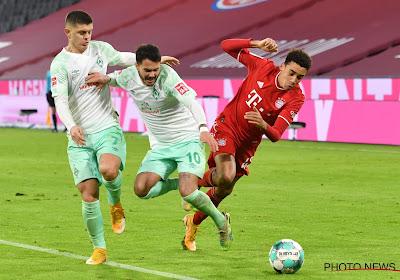 Rondje Europa: pijnlijk puntenverlies voor Bayern München, Courtois veroorzaakt kwalijke penalty