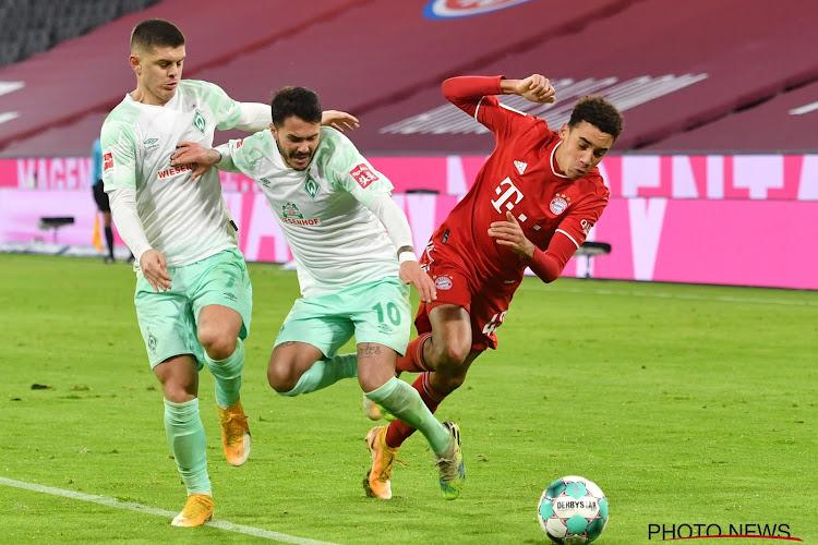 🎥 Le Bayern accroché à domicile; nul spectaculaire pour Stuttgart et Orel Mangala; Schalke reste sans victoire