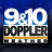 Doppler 9&10 Weather Team mobile app icon