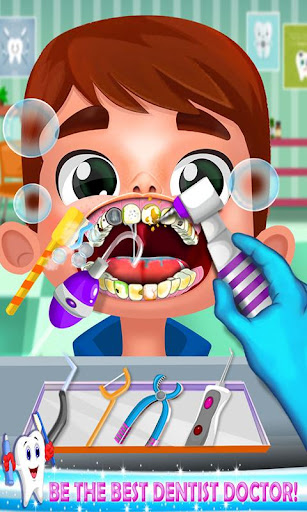 My Dentist Dental Clinic Teeth Doctor Dentist Game 1.0 screenshots 1