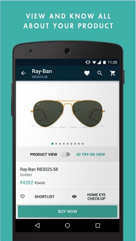 0d63cff96070 Lenskart Pro - with 3D Try On - Revenue & Download estimates ...
