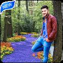 Garden Photo Editor: Image Editor & Photo Frames icon