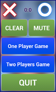 Tic Tac Toe 2 Players Pro - náhled
