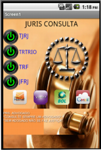 Juris Consulta screenshot 1