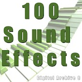 100 Sound Effects Digital Archive 8