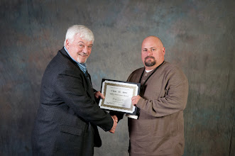 Photo: 1-Year Safety Award | Irving Materials, Inc. - McCordsville Quarry, Todd Fair