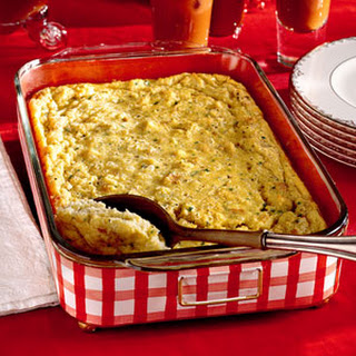 Cheese-and-Egg Casserole.