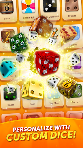 New YAHTZEEu00ae With Buddies Dice Game 5.4.0 screenshots 5