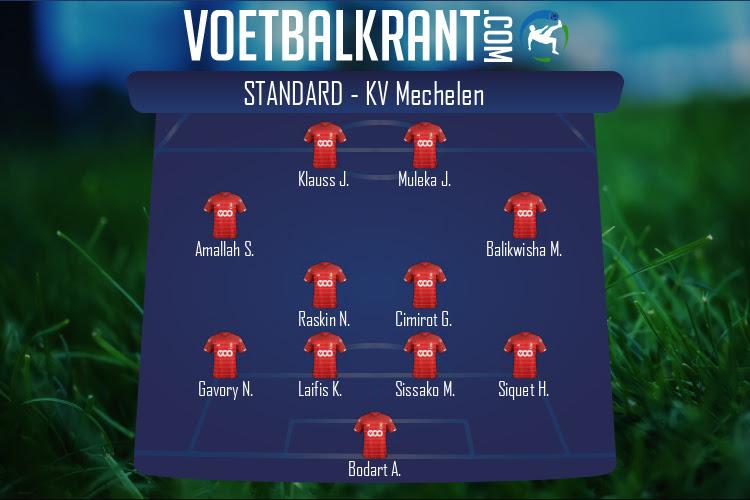 Standard (Standard - KV Mechelen)