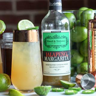 Spicy Whiskey Lynchburg Limeade.