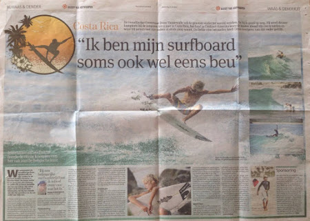 GVA (Belgian national newspaper) July 2014