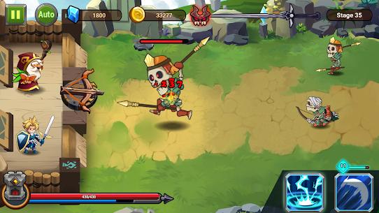 Castle Defender: Hero Shooter – Idle Defense TD 5
