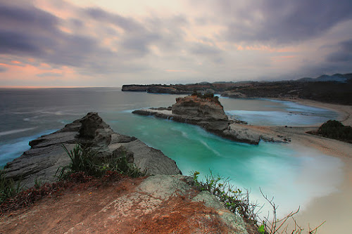 The Great Klayar by Teguh Iwan S - Landscapes Waterscapes