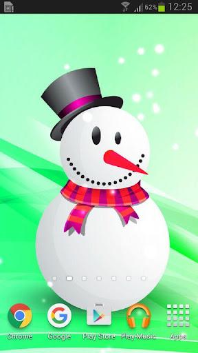玩免費個人化APP|下載雪人动态壁纸 app不用錢|硬是要APP