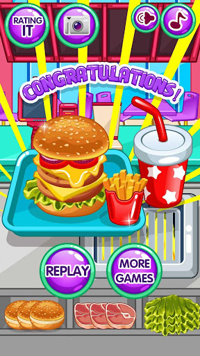 Make a burger king  {cheat|hack|gameplay|apk mod|resources generator} 5