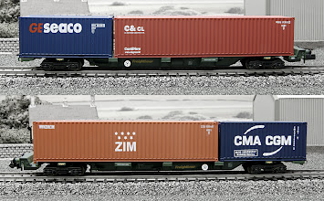 Photo: NB116C FEAB & Containers