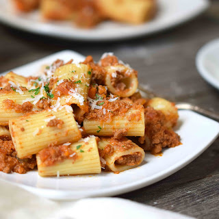 Authentic Bolognese from Scratch