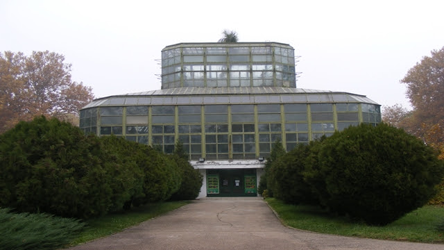 What to see in Bucharest Botanical Garden