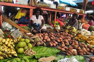 Photo: Fresh market down town