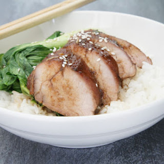 Chinese Style Pork Fillet