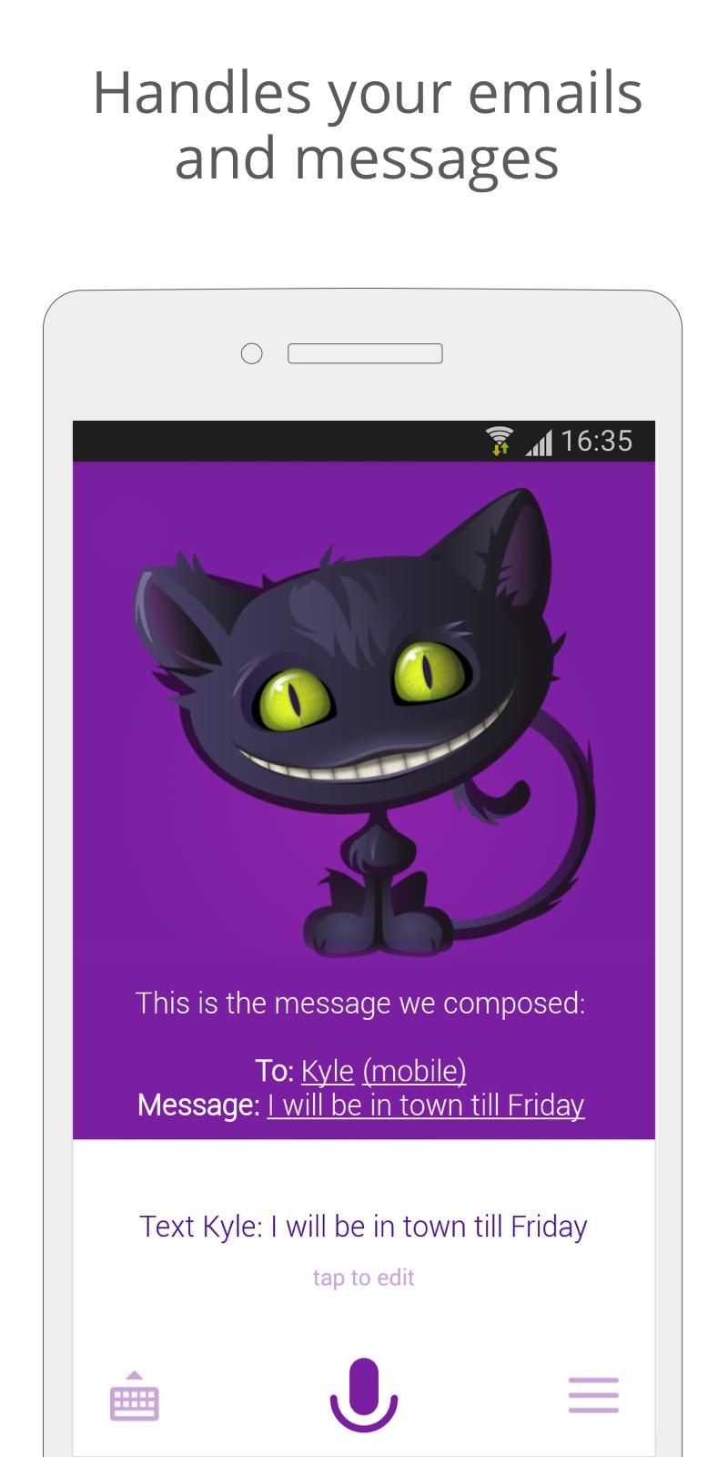 Assistant (Siri Alternative) screenshot #4