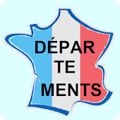 Les 101 départements de France Icon