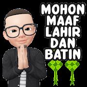 Stiker Lebaran Idul Fitri 2019 WAStickerApps