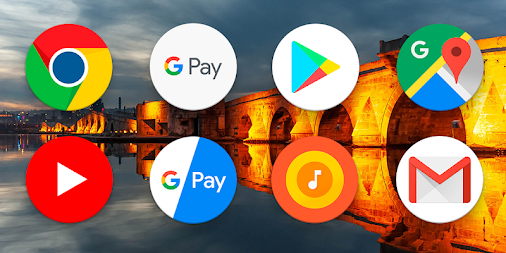 MIUI 10 Pixel - icon pack APK screenshot thumbnail 2