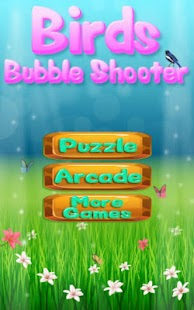 Birds Bubble Shooter - náhled